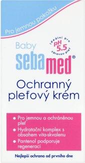 Pleťový krém ochranný dětský Sebamed Baby