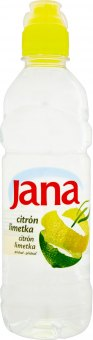 Ochucená voda Jana