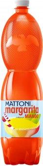 Ochucená voda Mattoni Margarita