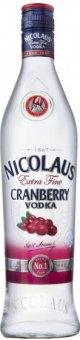 Ochucená vodka extra jemná Klasik St. Nicolaus