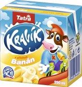 Nápoj mléko ochucené Kravík Tatra