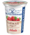 Ochucený jogurt Farmář Hollandia