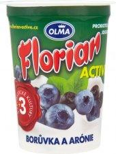 Ochucený jogurt Florian Active Olma