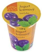 Ochucený jogurt krémový Globus