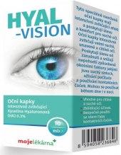 Oční kapky Hyal Vision Moje lékárna