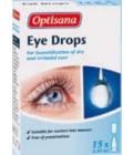 Oční kapky Optisana