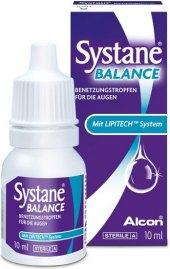 Kapky oční Balance Systane Alcon