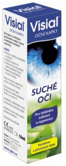 Oční kapky Visial