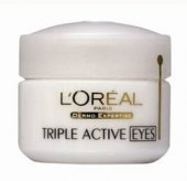 Krém oční Triple Active L'oreal