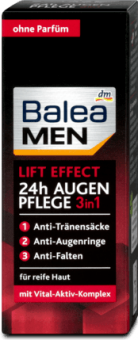 Oční krém pánský Lift Effect Men Balea