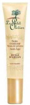 Oční péče s arganovým olejem Anti Age Le petit Oliver