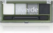 Oční stíny Quattro Alverde