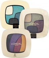 Oční stíny Les Ombres Color Riche L'Oréal