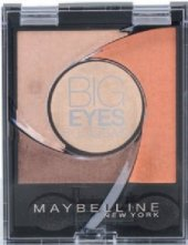 Oční stíny Quatro Big Eyes Maybelline