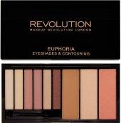 Oční stíny paleta Euphoria Revolution