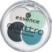 Oční stíny Quattro Essence