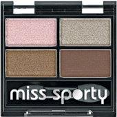 Oční stíny  Quattro Studio Colour Miss Sporty
