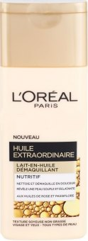 Odličovací olejové mléko Extraordinary Oil L'Oréal