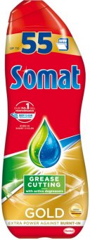 Odmašťovač do myčky Somat