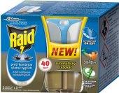 Odpařovač elektrický proti komárům Advanced 40 nocí Raid