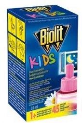 Odpařovač elektrický proti komárům Kids Biolit - náplň