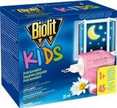 Odpařovač elektrický proti komárům Kids Biolit