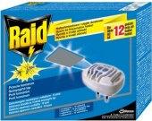 Odpařovač elektrický proti komárům suchý Raid