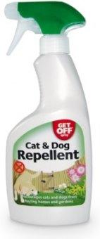 Sprej na odpuzování psů a koček Cat&Dog Flamingo