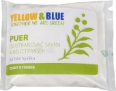 Odstraňovač skvrn práškový Yellow&Blue