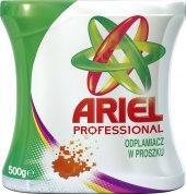 Odstraňovač skvrn práškový Professional Ariel