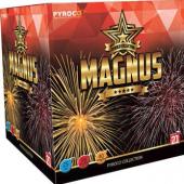 Ohňostroj Magnus Pyroco