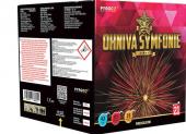 Ohňostroj Ohnivá symfonie Pyroco