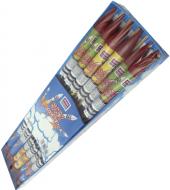 Ohňostroj Rakety Sky rockets