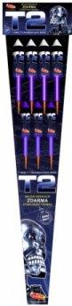 Ohňostroj Rakety T2 Klásek