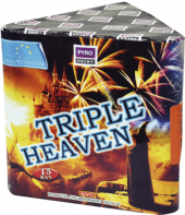 Ohňostroj Triple Heaven