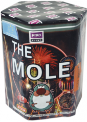 Ohňostroje The Mole