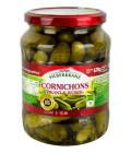 Okurky Cornichons Silberkranz