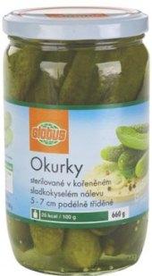 Okurky Globus