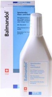 Olej do koupele Balmandol