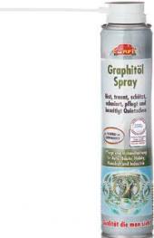 Olej grafitový Carfit