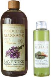 Olej masážní tělový Body Tip