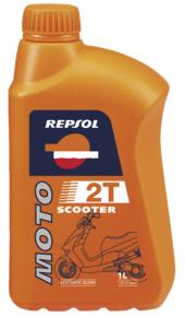 Motorový olej Scooter 2T Repsol