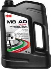 Motorový olej 15W - 50 M8 AD Super Cinol