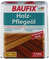 Olej na dřevo Baufix