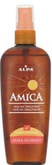 Olej na opalování Amica Alpa