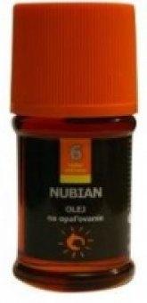 Olej na opalování Nubian
