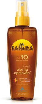 Olej na opalování ve spreji OF 10 Astrid Sahara