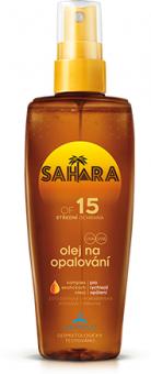 Olej na opalování ve spreji OF 15 Astrid Sahara