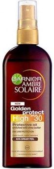 Olej na opalování OF 30 Golden protect Ambre Solaire Garnier
