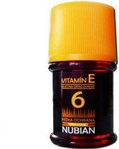 Olej na opalování OF 6 Nubian